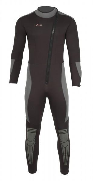 5mm Scubatec Neopren Anzug mit Frontreißverschluß