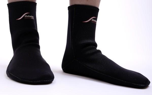 SCUBATEC 2mm Neopren Socken