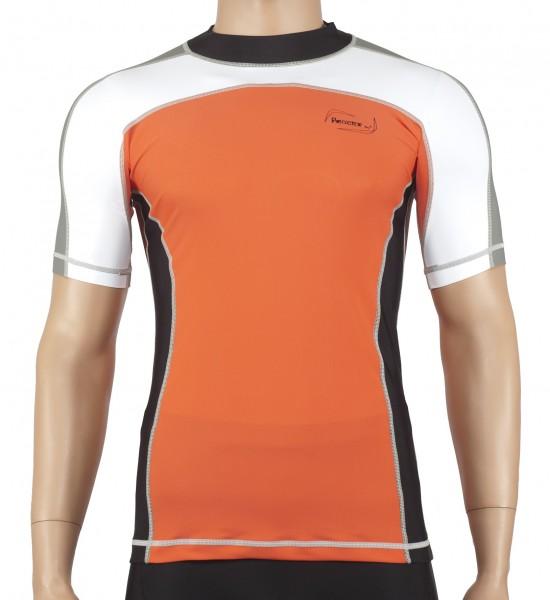 Reactor Kurzarm Lycra Shirt mit UV Schutz