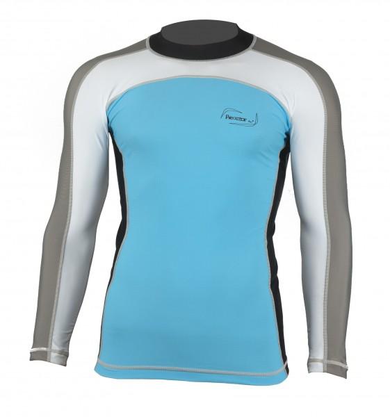 Reactor Langarm Lycra Shirt mit UV Schutz