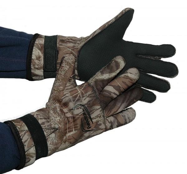 Reactor 3mm Neopren Anglerhandschuhe